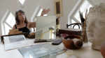 Созданию музея в доме Мельникова может помешать внучка архитектора