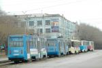 «Маршрутная логика разрушена, подвижного состава не хватает, а виноват трамвай, потому что не везёт»