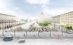 Бюро ST Rauma стало фаворитом жюри, но не победителем конкурса на проект реконструкции Триумфальной площади*