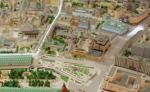 Москвичи смогут осенью увидеть интерактивный макет столицы