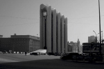 Архитекторы предложили мэру Новосибирска залезть в бутылку, спуститься с Луны и поработать в батарее