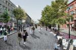 Мечту о пешеходной улице в Новосибирске обсудили на «Золотой капители»