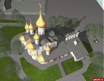 Проект храма в Крестах завоевал гран-при архитектурного конкурса «Золотая капитель»
