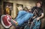 Некоторые музеи и театры Петербурга становятся доступными для инвалидов