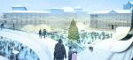 Новое измерение Тургеневской площади