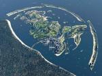 Эрик ван Эгераат спроектировал искусственные острова в форме России