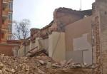 В Новочеркасске строители разрушили памятник архитектуры