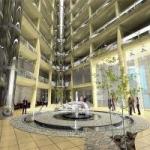 Iron Hill начнет формирование делового центра Новосибирска в пойме Каменки
