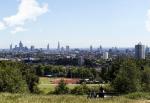 Лондон высотный: панорама города своими руками