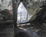 В ночь с понедельника на вторник была совершена попытка поджога легендарной дачи Паустовского