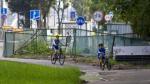 Мэрия хочет убрать велодорожку с Ленинградки