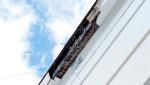 Музей PERMM разрушается: рухнула часть фасада Речного вокзала