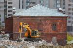 МУГИСО: Работы по восстановлению памятника архитектуры возле мукомольного завода в Екатеринбурге идут под контролем министерства