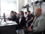 Аспиранты и магистранты ИрГТУ обсудили проблемы формирования городов на научно-практическом семинаре
