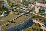 «Функциональный объект или одноразовый мост?»: зачем нужна пешеходная эстакада на Московском проспекте Калининграда