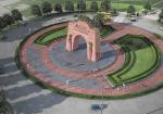 Триумфальная арка в Красном Селе?
