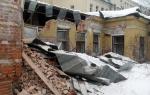 Дом Соколова остался сносом