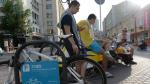 Чиновникам мэрии предлагают пересесть на велосипеды