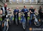 Депутаты и чиновники присматриваются к велосипедам