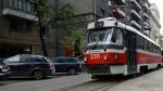 Для запуска трамвая парковку в центре сделают односторонней