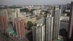 Москва – Пхеньян, архитектурные особенности двух городов