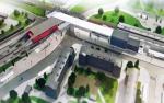 На МКЖД построят «вертикальный город», как в Сингапуре