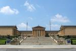 Фрэнк Гери планирует укоротить «лестницу Рокки» Музея искусств в Филадельфии