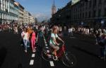 Петербуржцев спросят о пешеходных улицах
