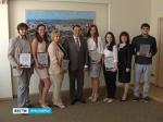 В Красноярске определили лучшие молодёжные проекты по оформлению городских пространств