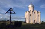 Арендатора участка у церкви Спаса на Нередице заставят закопать самовольно созданный пруд