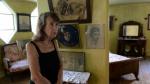 Внучка Мельникова забаррикадировалась в доме своего деда