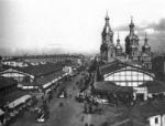 Смольный объявил конкурс на реконструкцию Сенной площади стоимостью 1,2 млрд рублей