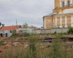 Пермские архиерейские дома снесли в ходе реставрации