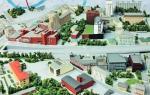 Большой макет Москвы в Доме на Брестской – первый этап завершен