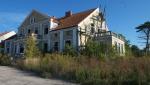 «Безысходность Барклая-де-Толли»: под Черняховском вандалы разбирают на кирпич знаменитую усадьбу