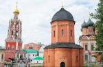 Высоко-Петровский монастырь: «красный цветок» и другие достопримечательности
