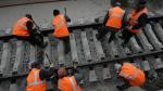 Неиспользуемые железнодорожные ветки в Москве ликвидируют