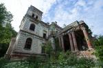 Заброшенная усадьба Степановское-Павлищево