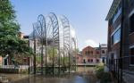 Новая архитектура в «Переулке джина»