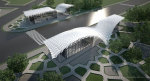 Дизайн-проект станции метро «Солнцево» в Москве от сочинских архитекторов