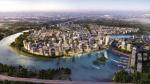Сбербанк просят построить линию метро к МФЦ за свой счет
