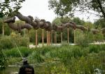 В московском парке появился объект Николая Полисского