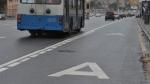 Выделенные полосы в Москве хотят сократить