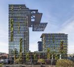 «Зеленая» архитектура налицо