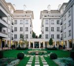 Классический квартал в ботанических садах