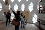 Дом Мельникова на Арбате открылся для публики