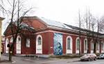 Петергофский Манеж восстановят после пожара за 50 млн рублей