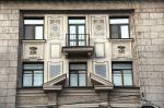 Ленинград. Жилые дома Союзверфи и Электромортреста. 1932-34, 1940-1950