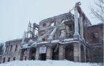 В музее-заповеднике «Петергоф» не исключают нового обрушения Ропшинского дворца