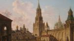 Замдиректора Музеев Кремля: для восстановления Чудова монастыря слишком мало данных